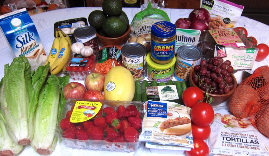 Meatless Must-Haves Grocery List • Eating the Rainbow